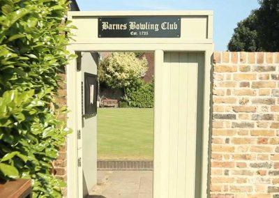 The Elizabethan Bowls Club